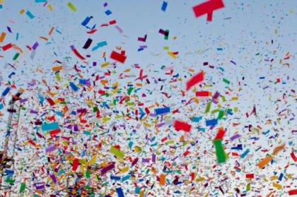Canvas Kick-Off / Mardi Gras Parade @ Pine Grove Elementary School